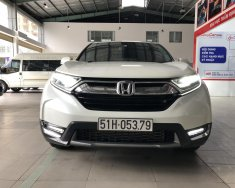 Bán xe Honda CR V L 2019, màu trắng, biển số đẹp giá 980 triệu tại Tp.HCM
