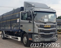 Xe tải Jac A5 9T1 trả trước chỉ 350 triệu trọn gói, nhận xe lăn bánh giá 350 triệu tại Đồng Nai