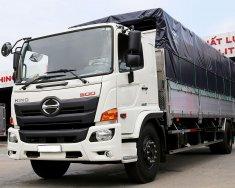 Giảm giá bán nhanh xe Hino 8 tấn Hino FG Euro 4 đời 2021 giá 1 tỷ 450 tr tại Tp.HCM