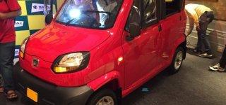 Xe cỡ nhỏ Ấn Độ giá rẻ, chỉ 88 triệu đồng khiến dân Việt phát thèm