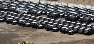 Nửa đầu tháng 5/2019, lượng xe nhập khẩu về Việt Nam đạt hơn 7.600 chiếc