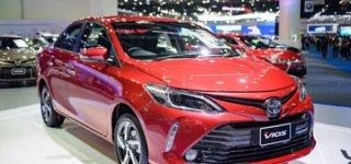Giá xe Toyota Vios 2019 lăn bánh mới nhất