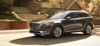 Mazda CX-9 nâng cấp, cạnh tranh trực tiếp với Ford Explorer