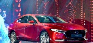 Đánh giá mẫu xe đẹp nhất thế giới - Mazda3 2020