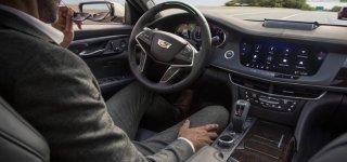 Siêu công nghệ giúp người lái ô tô có thể rời tay khỏi vô lăng