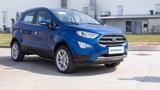 Đánh giá xe Ford EcoSport 1.0L Titanium 2018 bản cao nhất tại Việt Nam