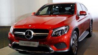 Mercedes GLC 300 2018 - Tinh tế đến từng chi tiết