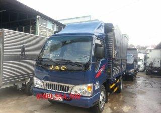 Xe tải Jac 2t4 chỉ 20tr nhận xe, xe mới 100%