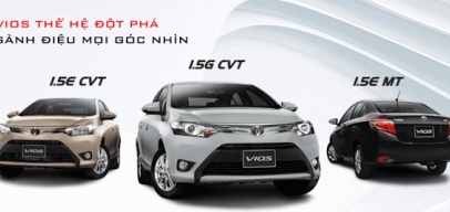 Điểm danh 10 mẫu xe bán chạy nhất Việt Nam tháng 1/2017
