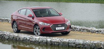 Hyundai Elantra công bố giá xe năm 2018, giảm đến 80 triệu đồng