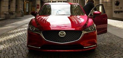 Mazda 6 2018 bản nâng cấp ra mắt Mỹ, đẹp và mạnh hơn