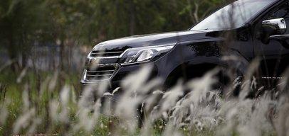 GM Việt Nam công bố giá bán Chevrolet Trailblazer 2018, chỉ từ 859 triệu