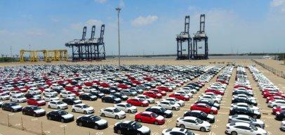 Xe hơi nhập khẩu từ Thái Lan giữ vị trí độc tôn trong tháng 4/2018