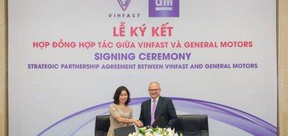 VinFast tiếp nhận hệ thống đại lý Chevrolet từ GM Việt Nam