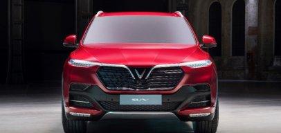 Thiết kế xe VinFast mang âm hưởng Việt Nam hiện đại