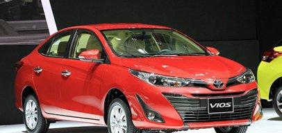 10 xe hơi doanh số cao nhất Việt Nam tháng 8: Xe Toyota thống lĩnh thị trường