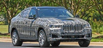 BMW X6 2020 chạy thử nghiệm, giá dự kiến từ 63.000 USD