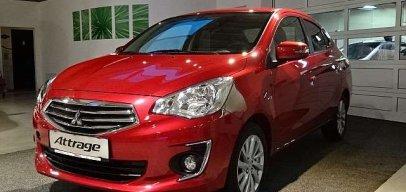 Có nên mua xe Mitsubishi Attrage hay không?