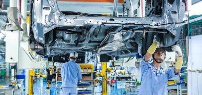 Toyota Việt Nam tạm đóng cửa nhà máy để tránh dịch