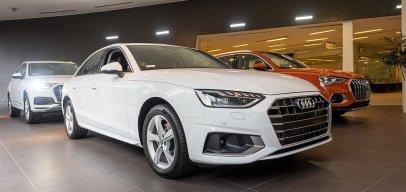 Audi A4 và Audi Q5 được giảm 50% phí trước bạ đến hết 2020