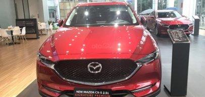 Ô tô Mazda tiếp tục nhận ưu đãi lớn trong tháng 10/2020