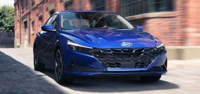 Hyundai Elantra 2021 thêm biến thể mới