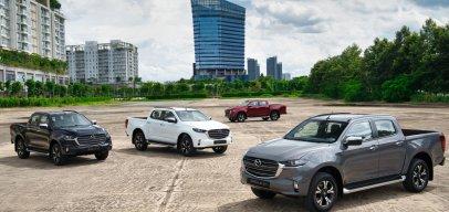Mazda BT-50 mới ra mắt có gì hơn thua so với các đối thủ trong phân khúc bán tải?