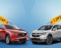 So sánh xe Mazda CX-5 2019 mới và Honda CR-V 2019 cao cấp